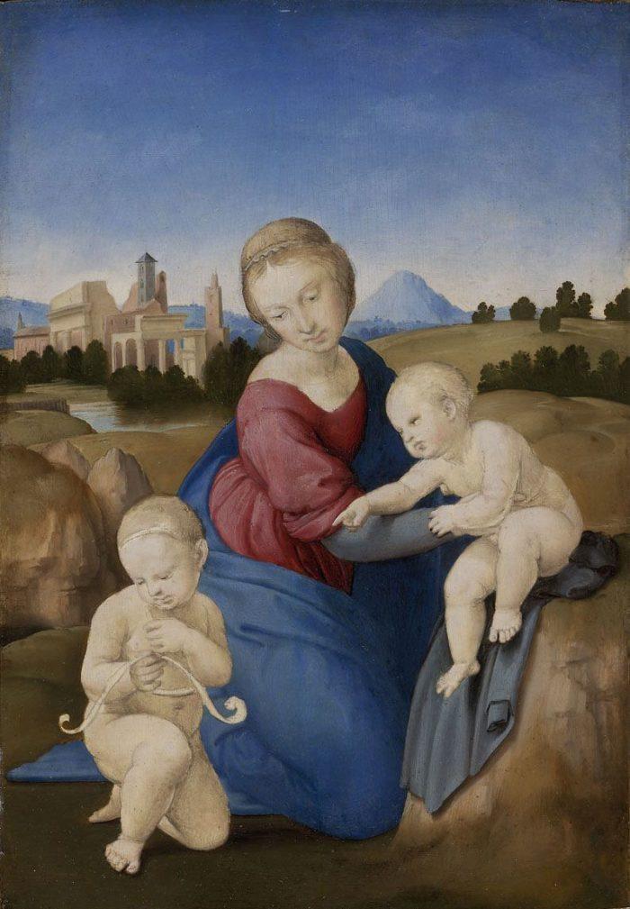 Raffaello Santi: Esterházy Madonna