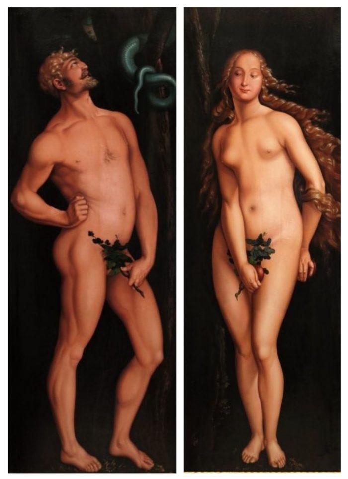 Hans Baldung Grien: Ádám és Éva