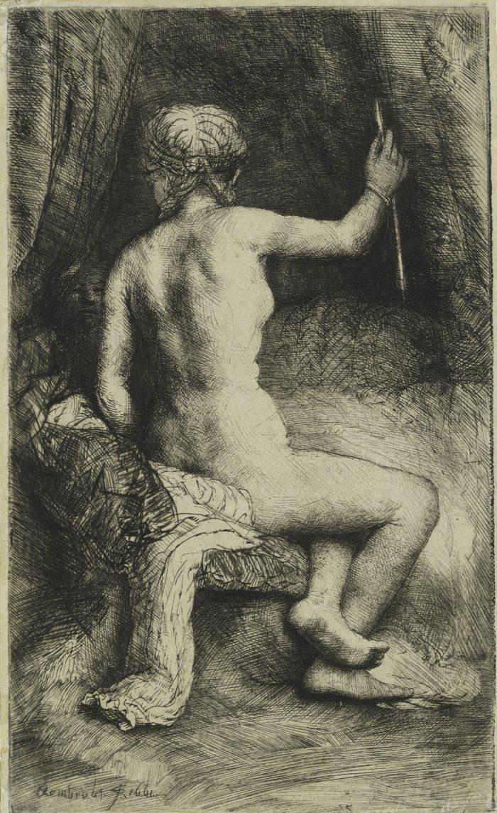 A rézkarc mesterei: Rembrandt