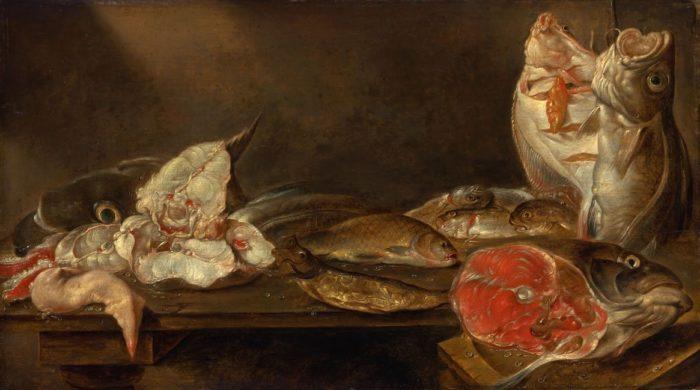 Alexander Adriaenssen: Halcsendélet, 1640
