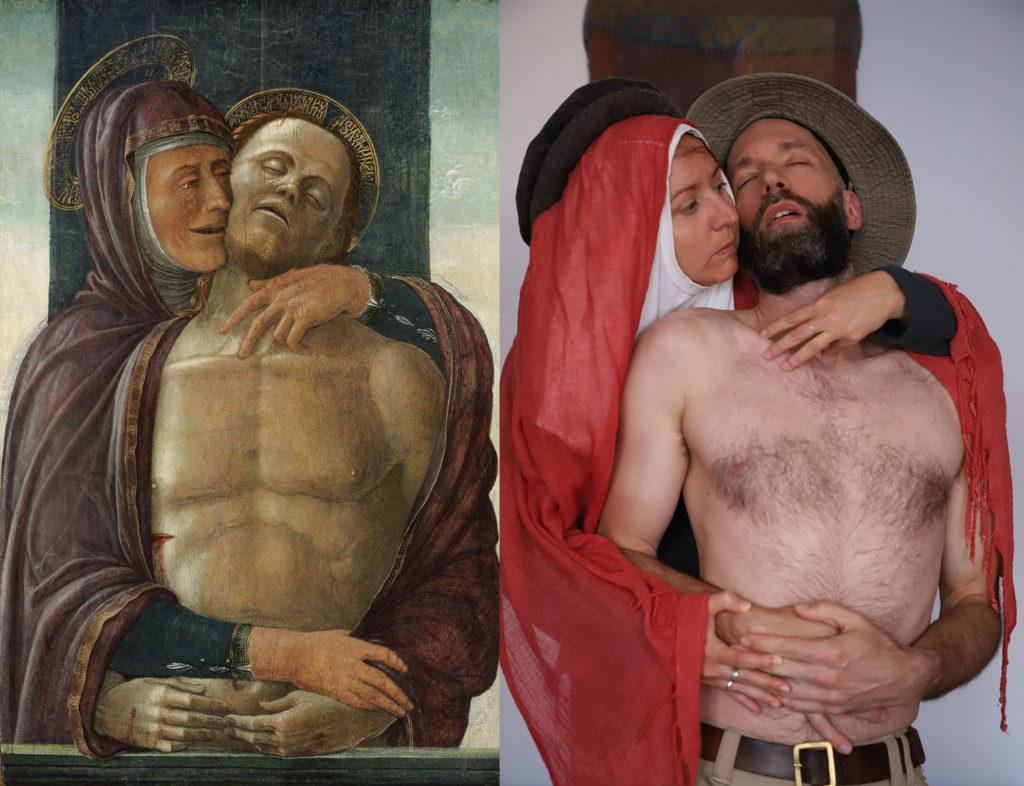 Jacopo (di Parisati) da MontagnanaDate:Tempera on panel76x50.5 cm