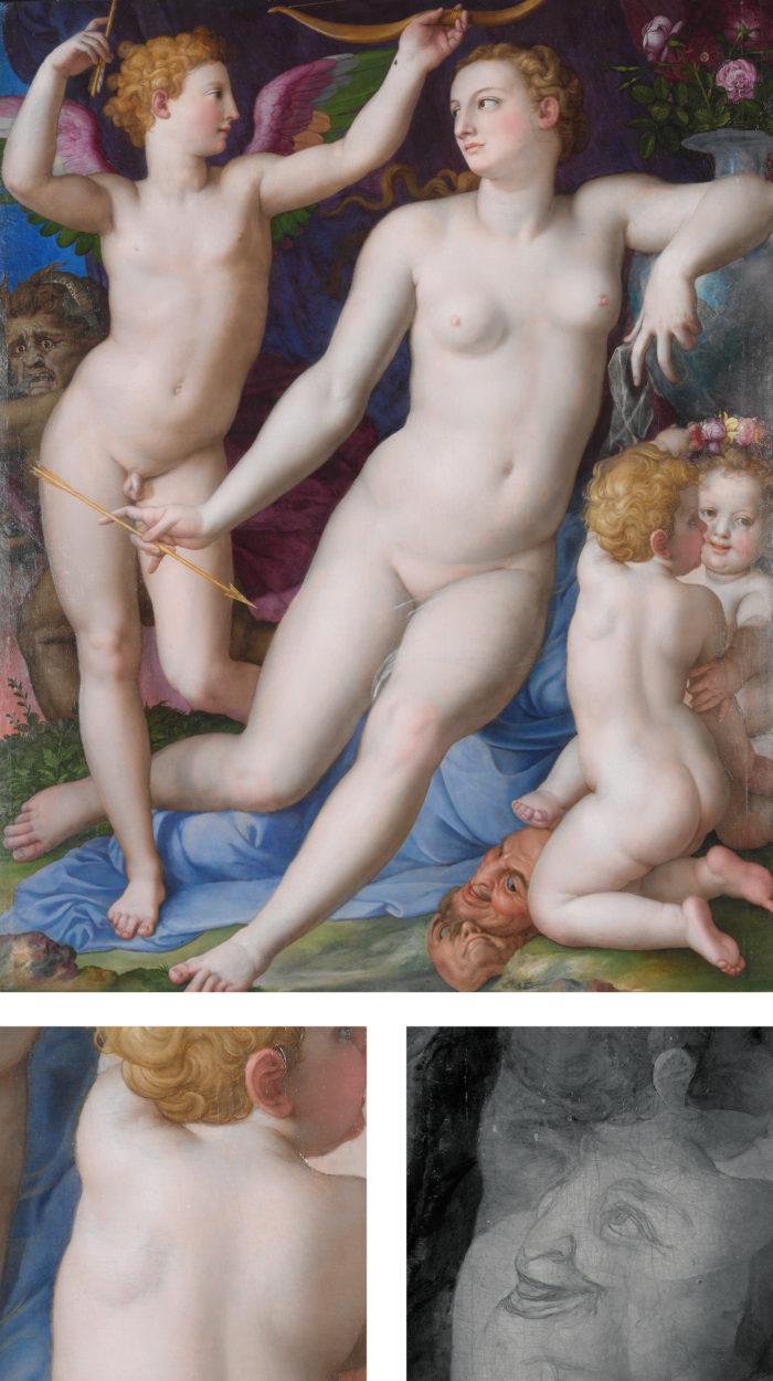 Agnolo Bronzino: Venus, Amor és a Féltékenység