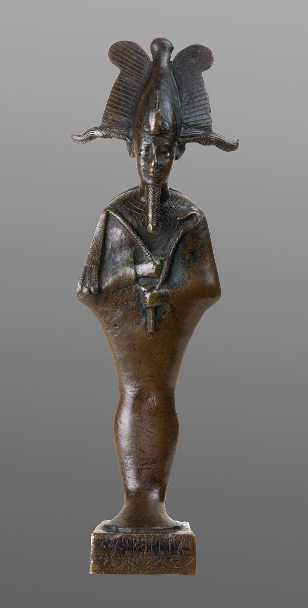 Ozirisz, az újjászületett isten