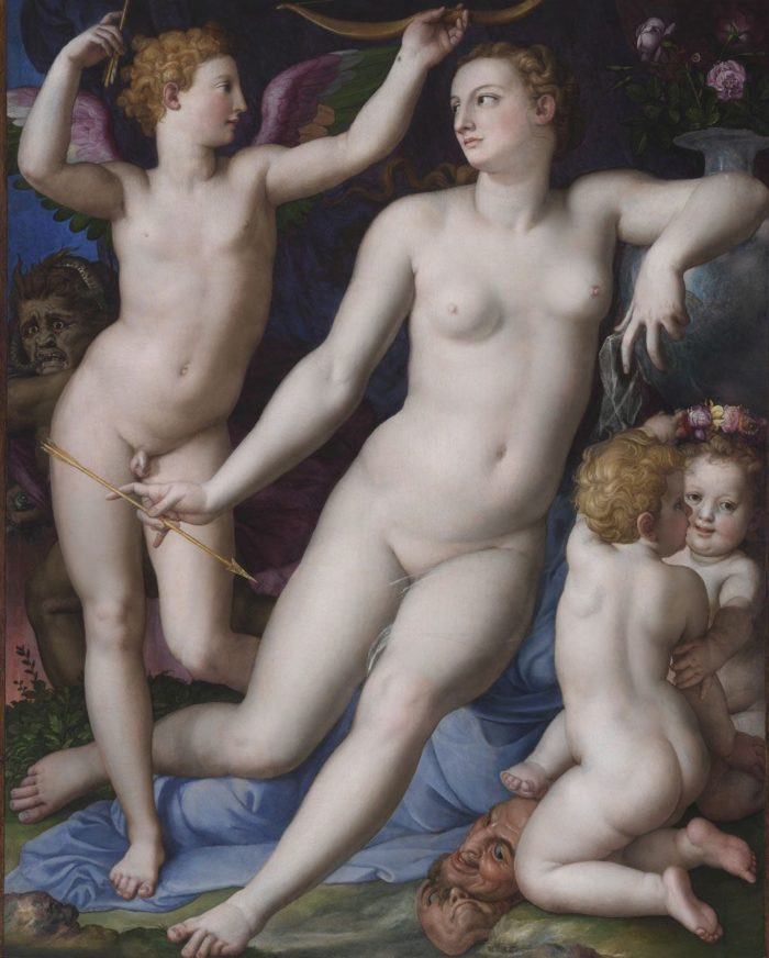 Egy modern 16. századi mester: Agnolo Bronzino