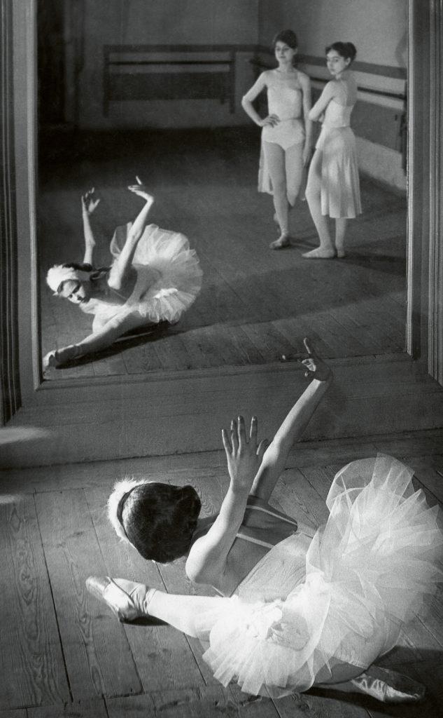 1-Próba a Balett Intézetben 1959