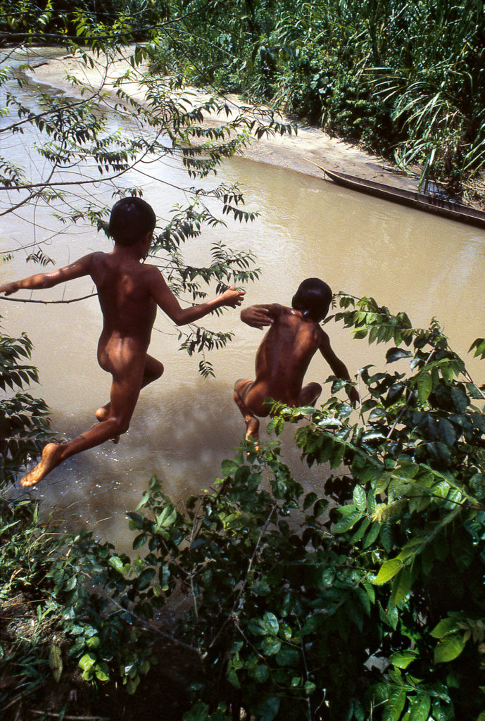 4-A dzsungel gyermekei1984