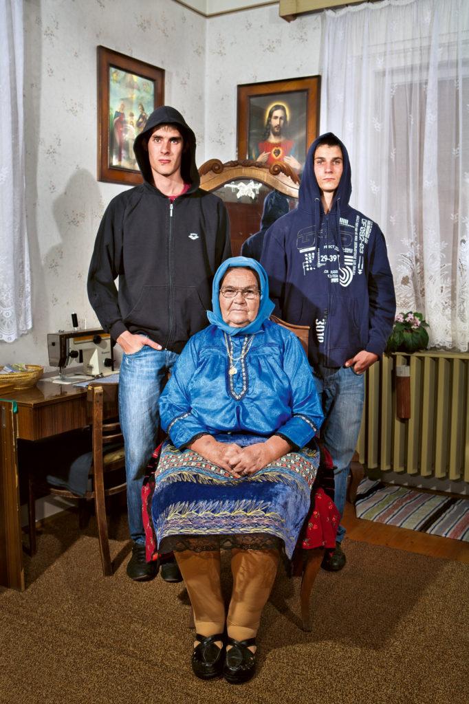 6-Nagymama unokákkal 2011
