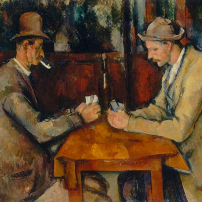 Cezanne-tól Malevicsig